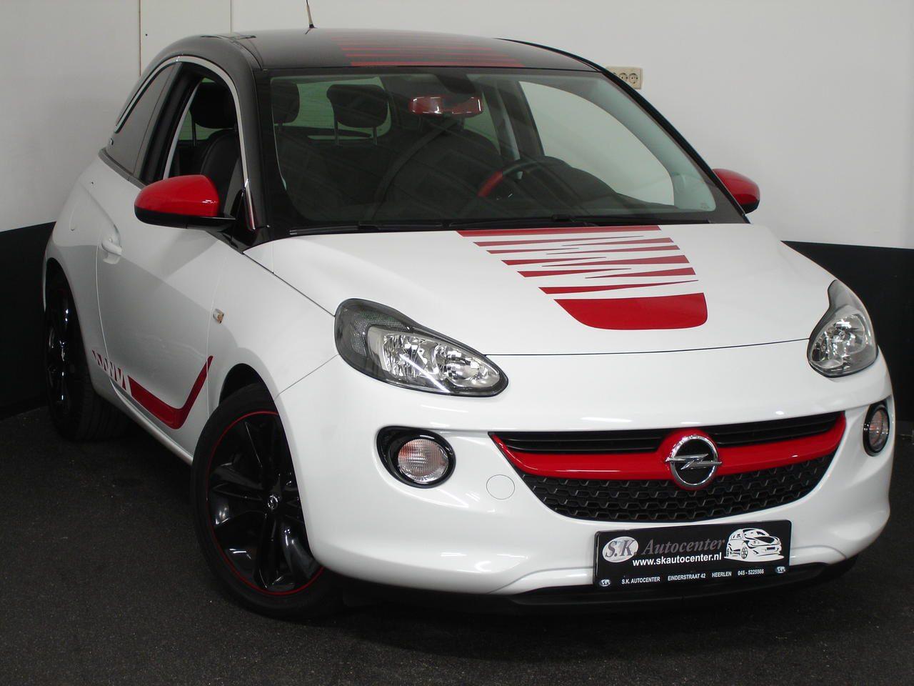 Opel Adam JAM 1.4 SPORT 1E EIGENAAR VEEL OPTIES MOOI.