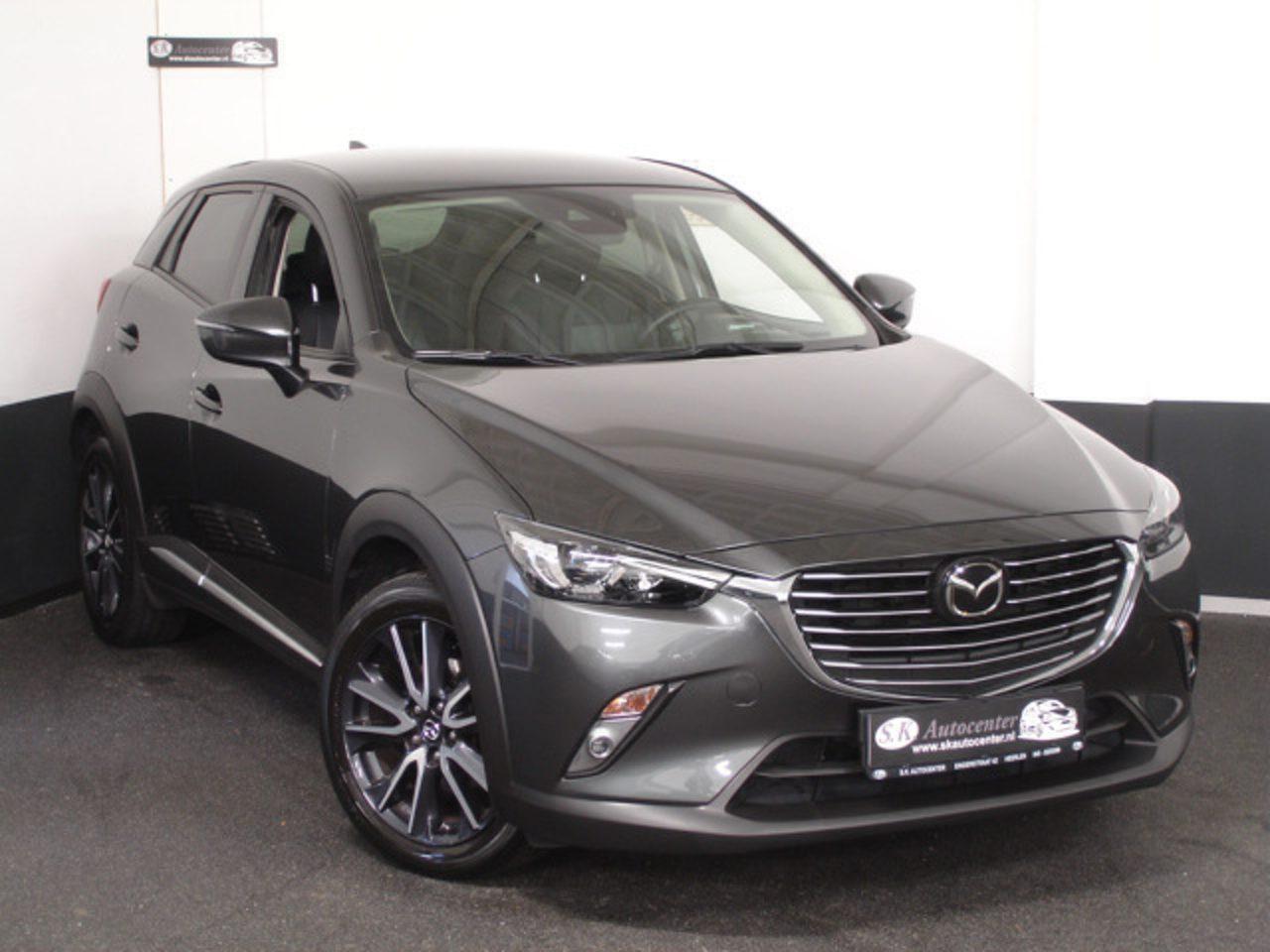 Mazda CX-3 – 2.0 SKYACTIV 1E EIGENAAR GEWELDIG FULL OPTIES