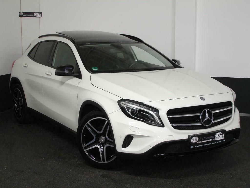 Mercedes-Benz GLA-Klasse 1E EIGEN.200 AUTOMAAT PANO.LED.HARM